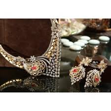 designer diamond sets bhagat jewellers