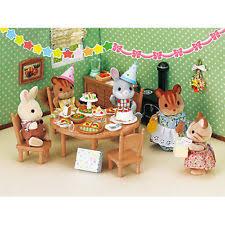 Sylvanian Families Furniture Sets EBay - Sylvanian families living room set