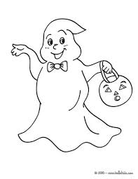 ghost coloring pages 27 printables color halloween