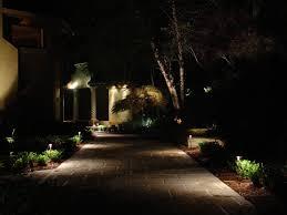 Wired Landscape Lighting Led Pathway Lighting Kits Coryc Me