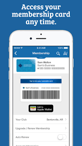 sams club business cards sam s club wholesale pricing bulk buying app for ios review