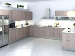 Kitchen Cabinet Components Kitchen Cabinets Rta Florida Unfinished Hickory Flush Inset