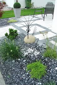 Wohnzimmer Pflanzen Ideen Steinbeet Deko Mit Steingarten Ideen 1 Und Shocking On Dekoration
