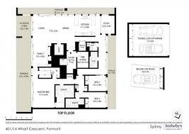 condo building plans penthouse floor plans next level luxury the best penthouse level
