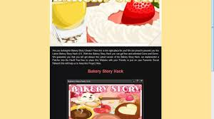 bakery story hack apk bakery story cheats get 99999 coins and gems with the bakery story