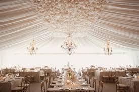 mariage et blanc decoration de mariage blanche
