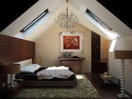 bedroom dramatic black and gray attic bedroom modern new 2017