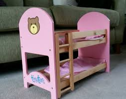 baby doll bunk beds for your little all modern home designs