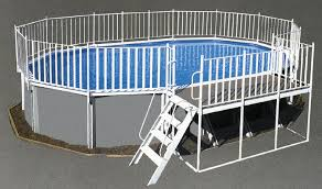 swimming pool decks u0026 ladders buffalo ny pool mart