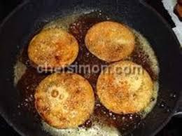 cuisiner des aubergines aubergines frites recette d aubergines frites aux épices curcuma