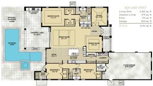 hidden harbor estero view floor plan