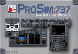 prosim 737 glass cockpit avionics suite review journal flaps