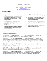 Desktop Support Sample Resume by Remote Desktop Support Resume Resume For Your Job Application
