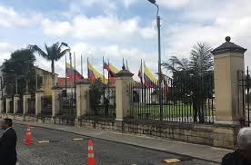 Bogota Flag Tuesday In Bogotá Adam Isacson