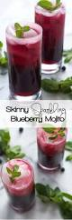 blueberry margarita skinny sparkling blueberry mojito