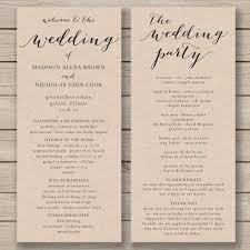 church wedding program seventh day adventist wedding program unique wedding ideas