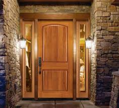 Exterior Door Wood Exterior Doors Tague Lumber