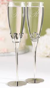 wedding favors unlimited king and toasting flutes toasting flutes flutes and favors