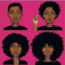 african american hair styles that grow your hair why the natural hair movement is progress for african american