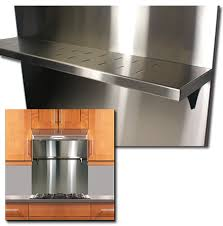 Stainless Supply Stainless Steel Backsplashes - Stainless steel backsplash