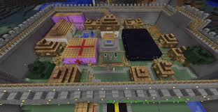 small castle map minecraft maps