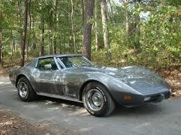 1975 corvette stingray for sale used corvette for sale