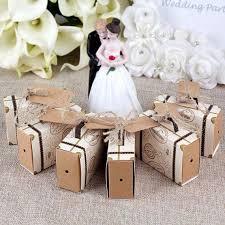wedding favors boxes 25x suitcase favor boxes destination wedding favor boxesdiy