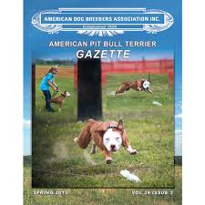 american pitbull terrier kennels usa adba american pit bull terrier gazette pit bull magazine