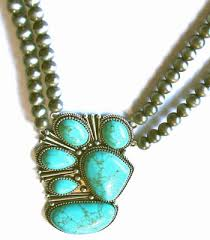 pendant necklace turquoise images The western peddler western necklaces and pendants jpg