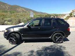 bmw x5 black for sale bmw x5 wheels for sale bmw x5 matte black 22 wheels used bmw