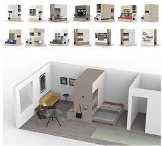 ori furniture cost smart robotic multifunctional unit for micro apartments transforms
