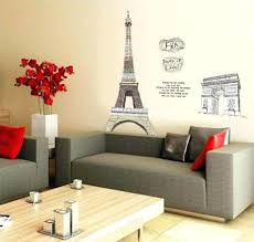 wonderful paris themed decor room decoration ideas paris bedroom