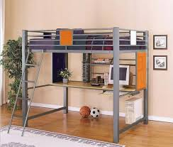 Bunk Bed Systems With Desk Really Charming Adorable Ikea Loft Bed With Desk For