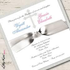 communion invitations for boys communion invitation boy and girl communion