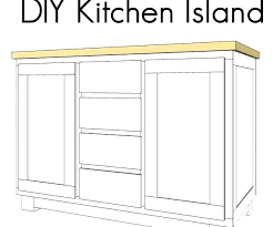kitchen island plan diy kitchen island plan kitchen island plans kitchen island designs