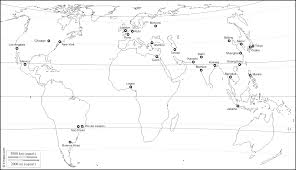 World Map Blank Map by Best 25 Carte Afrique Vierge Ideas On Pinterest Anges Sur La