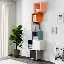 Revolving Bookcase Ikea Eket Kastencombinatie Ikea Ikeanederland Ikeanl Opbergen