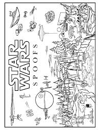 lego star wars coloring pages planse colorat