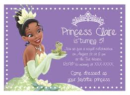 tiana party ideas princess tiana invitations cupcake toppers