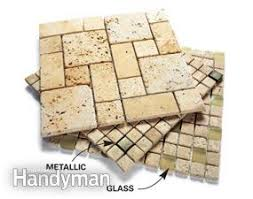 tiling backsplash in kitchen how to tile a diy backsplash the family handyman