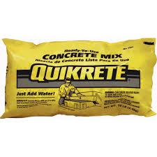 quikrete concrete sand bags u0026 cement mix at ace hardware