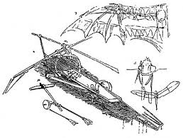 flying machines leonardo da vinci