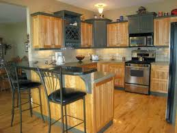 Maple Cabinet Kitchen Ideas by Kitchen Kitchen Color Ideas With Maple Cabinets Featured