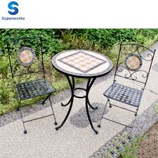 Mosaic Bistro Table with Outdoor Mosaic Bistro Set Table Outdoor Mosaic Bistro Set Table