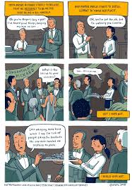 a short comic gives the simplest most perfect explanation of