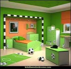 Cool Kids Rooms Decorating Ideas by 25 Best Soccer Themed Bedrooms Ideas On Pinterest Soccer Room