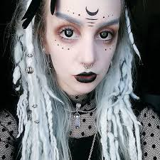best 25 simple witch makeup ideas on pinterest