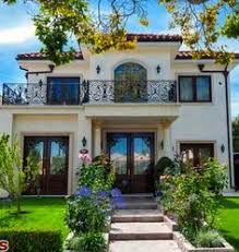 Mediterranean Homes Spanish Santa Barbara Home Beautiful Inside And Out Modern