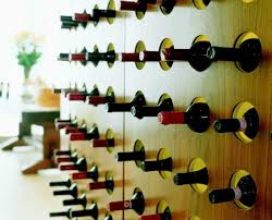 sophisticated creative wine racks design for splendid interior