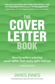 the cover letter book the book
